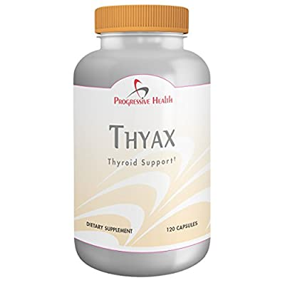 Thyroid Support Supplement: Formula Includes: B Complex Vitamins, Iodine (from Kelp), Amino Acids, and More.