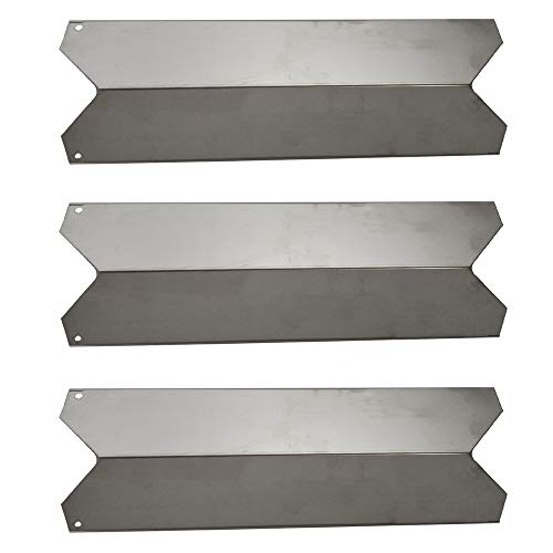 Htanch SN5691(3-Pack) Stainless Steel Heat Plate Replacement for Fiesta FGF50057, FGD50067-101, FGF50069-103, FGF50069-U40, FGF50069-U404, FGG50057-101, FGQ65079-102, FGQ65079-103,FG500057-103