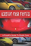 Exotic Car Facts: A Pundit's Guide to Exotic Cars