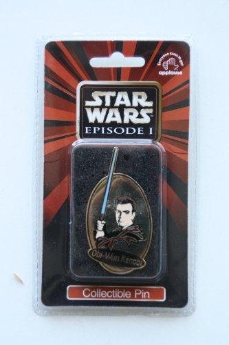 Star Wars Episode 1 Collectible Pin – Obi-Wan Kenobi