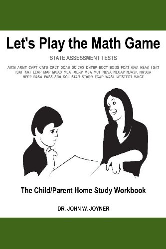Let's Play the Math Game (English Edition)