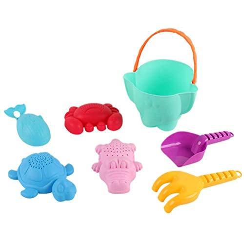 Freshwater 7-teiliges Strandspielzeug,...
