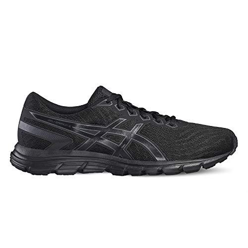 ASICS Gel-Zaraca 5 - Zapatillas de Deporte, Color Negro, Gris Oscuro y Negro, Hombre, 9