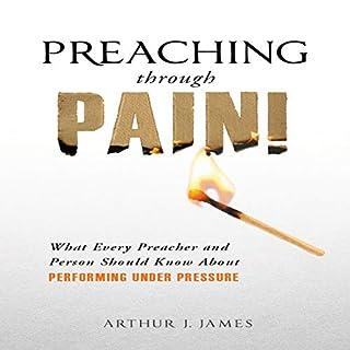 Preaching Through Pain cover art