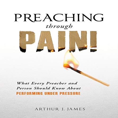 Preaching Through Pain audiobook cover art