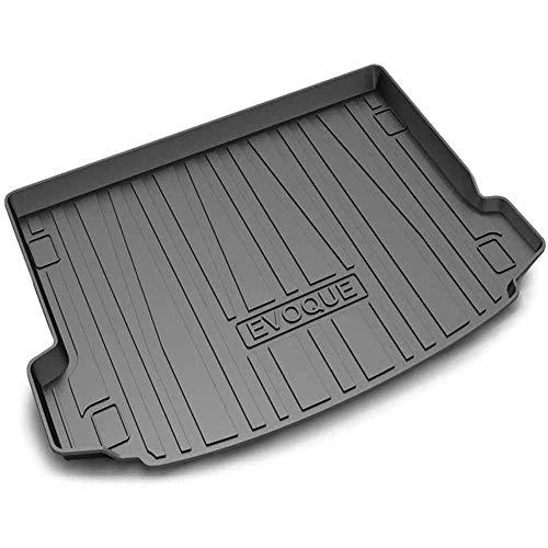 Auto Tappetini bagagliaio, per Range Rover Evoque 2014-2020 Vasca Baule Antiscivolo Accessori Modifica Interna