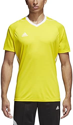 Yellow soccer jersey