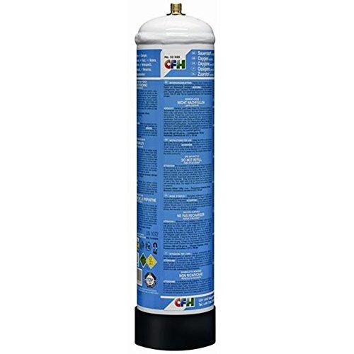 Einweg - Sauerstoffflasche von CFH