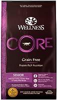 Wellness Natural Pet Food CORE Senior Dog Food 24lb,Turkey,88453
