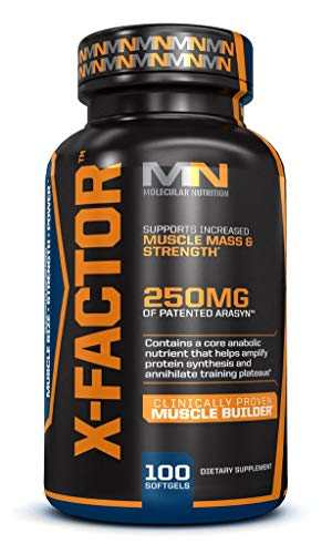 X-Factor (Arachidonic Acid) - The Original. Patented and Clinically Proven Anabolic.