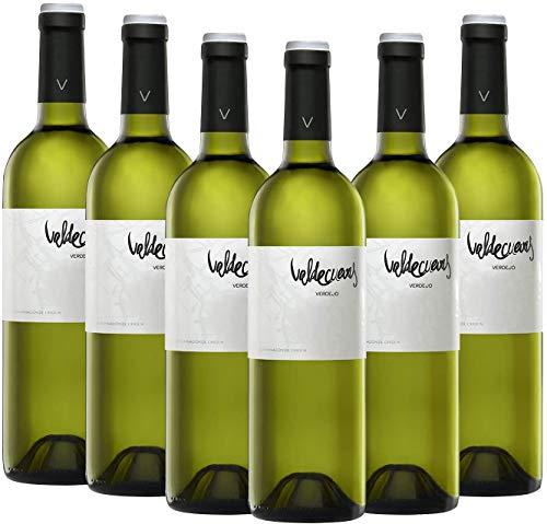 Valdecuevas Verdejo D.O Rueda Vino Blanco Caja WEB de 6 Botellas 75 cl