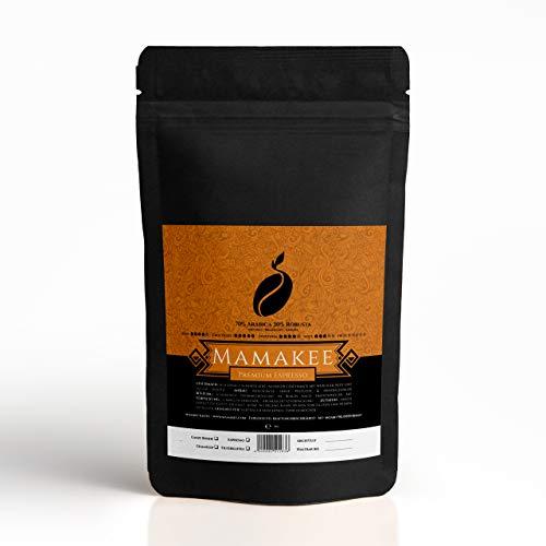 Mamakee Kaffee Origin Blend 70% Arabica 30% Robusta Bio I Speciality Coffee aus Mexiko Brasilien Indien I Direkthandel