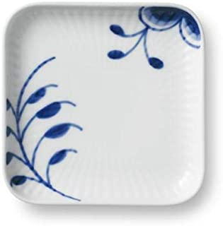 Royal Copenhagen Blue Fluted Mega Square Plate