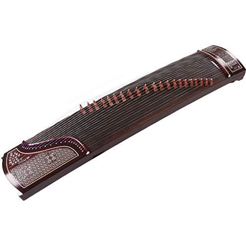 GuanXiao Guzheng Manuelle Paulownia Fenster Blume Serie Professionelle Leistungsprüfung Zither Musikinstrument China Zupfinstrument