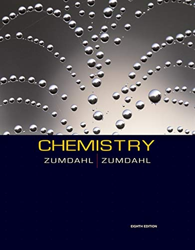 Compare Textbook Prices for Chemistry Available 2010 Titles Enhanced Web Assign 8 Edition ISBN 9780547125329 by Zumdahl, Steven S.,Zumdahl, Susan A.