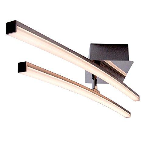 LED 10 Watt Decken Lampe Strahler schwenkbar Beleuchtung Leuchten Direkt 11270-55