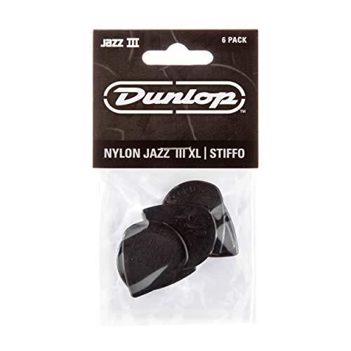 Jim Dunlop 47PXLS - Púa (de nilon, paquete de 6...