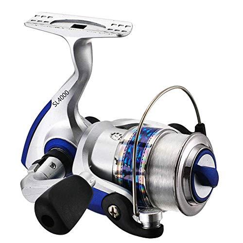 wanhonghui Carretes de Pesca,Carrete Baitcasting,Carrete Pesca Lanzado,Carretes de Spinning