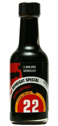 Mad Dog 22 Midnight Special Pepper Extract, 2 Million Scoville, 1.7oz