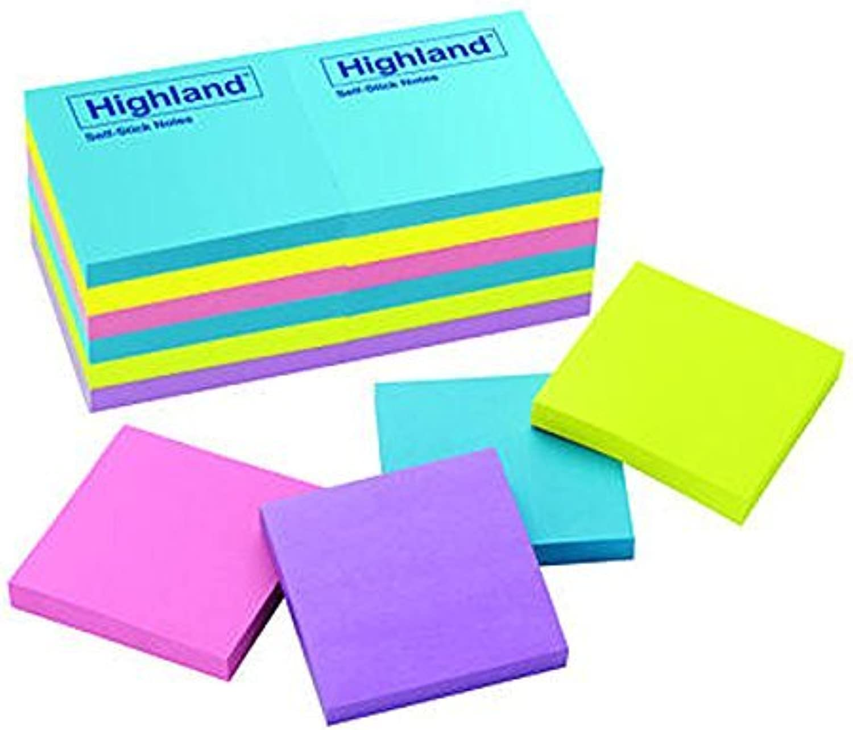 3 3 3 M Company Highland selbstklebend 12 Pads 3 x 3 (Set von 6) B00QFXXEFY    | Die erste Reihe von umfassenden Spezifikationen für Kunden  af314f