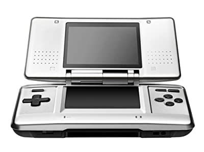 Nintendo DS Handheld Console (Silver)