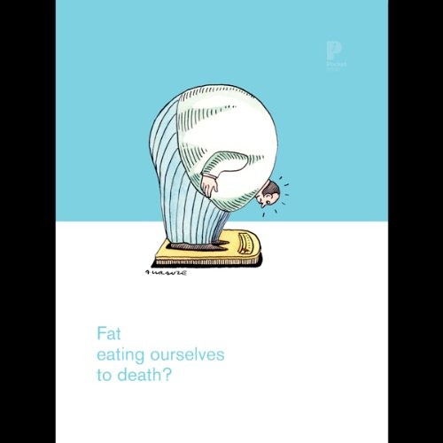 Fat audiobook cover art