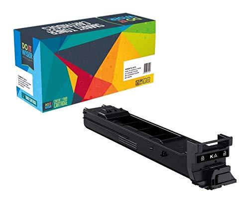 Do it Wiser Toner kompatibel mit Konica Minolta 4650MF 4650EN 4650DN 4695MF 4650 4690MF | A0DK132 (Schwarz 8.000 Seiten)
