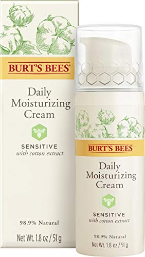 Burts Bees Daily Face Moisturizer for Sensitive Skin - 1.8oz