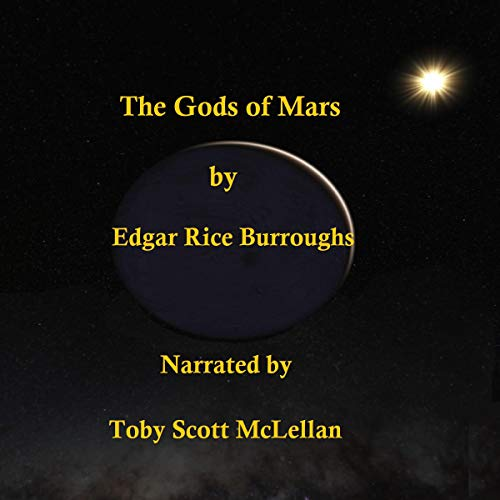 The Gods of Mars cover art