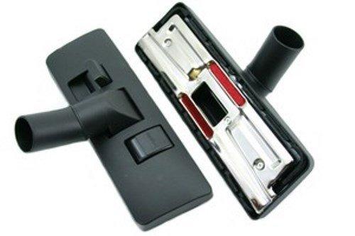 Variant S251i - Cepillo de 35 mm diámetro para aspiradoras para Bosch, Siemens, Miele, Panasonic, Rowenta, Samsung, color negro