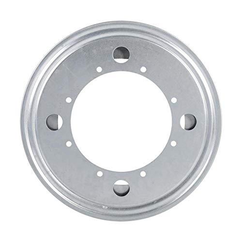 Plataforma giratoria duradera de 4 tipos, placa giratoria, despensa de placa giratoria para gabinete(Silver, 9 inch)
