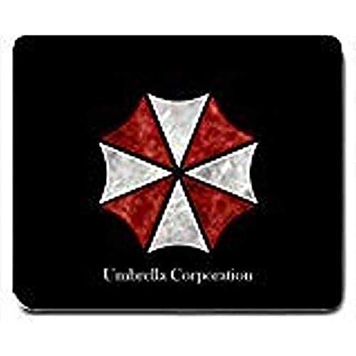 Resident Evil Umbrella Corporation Logo Mousepad Mauspad Mauspad