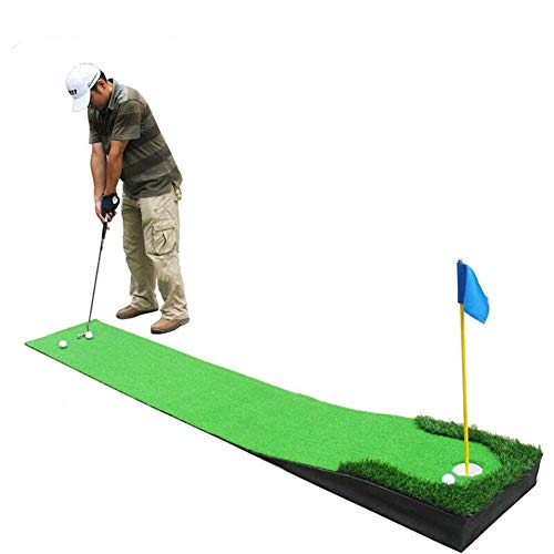 Fantastic Prices! YX Xuan Yuan Golf hit mat Putter Mini Set Home, Outing Practice Flag, Ball @