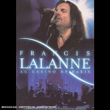 Francis Lalanne Au casino de Paris