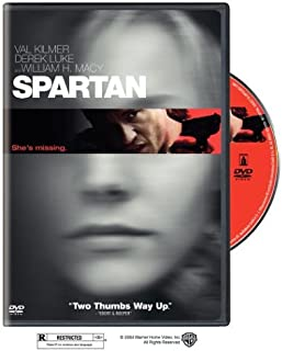 SPARTAN (DVD)
