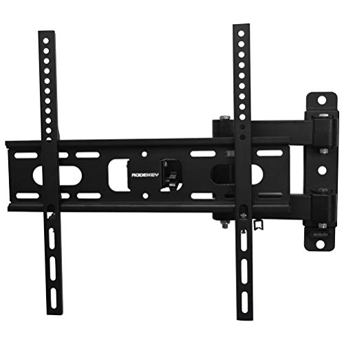 AODEKEY ADK-0240 TV Wall Mount TV Bracket for All of 17-55 Inches TV, Max Mounting Holes 400×400 with ±15°Titling Angle