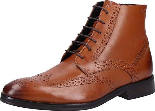 Joop! Herren kleitos Brogue tfu Klassische Stiefel, Braun (Cognac 703), 45 EU