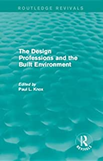 : The Design Professions and the Built Environment (1988)