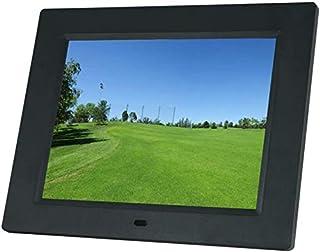 Digital Photo Album Digital Photo Frame, 8.7 inch 1024 x 768 Resolution HD Full IPS Picture/Music/Video Player Calendar Al...