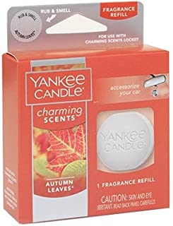 Yankee Candle Autumn Leaves Charming Scents Fragrance Refill