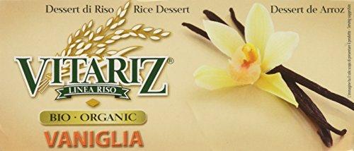 Vitariz Dessert di Riso Al Vaniglia - 1 confezione da 2 pezzi x 100 gr