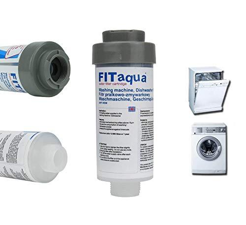 Kalkfilter und Enthärter Wasserfilter für Waschmaschine, Spülmaschine, Geschirrspüler