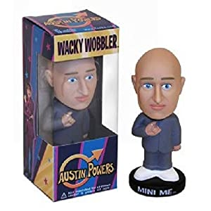 Wacky Wobbler Mini ME de Austin Powers Cabezon PVC ca 12cm de Funko 7