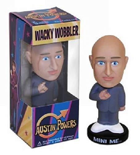 Wacky Wobbler Mini ME de Austin Powers Cabezon PVC ca 12cm de Funko 1