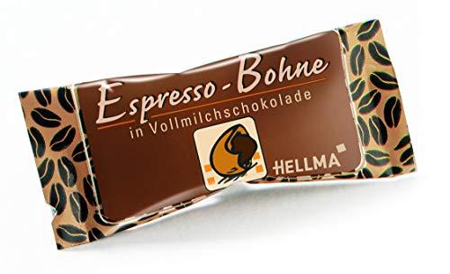 Hellma Espressobohne Vollmilch - 380 Stück