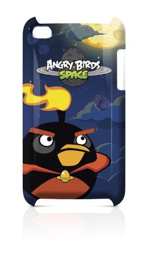 Gear4 Angry Birds Space Schutzhülle für Apple iPod Touch 4 schwarzer Vogel