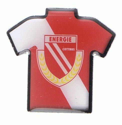 Energie Cottbus - Trikot mit Logo - Pin