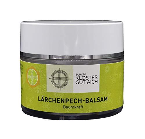 Pechsalbe - Lärchenpechsalbe naturrein, traditionell hergestellt 50 ml.