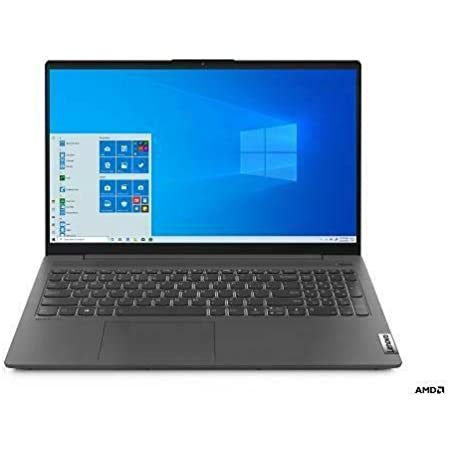 "Lenovo IdeaPad 5 15.6"" FHD Laptop, AMD Ryzen 7-4700U, Wi-Fi 6, Webcam, Backlit Keyboard, Fingerprint Reader, HDMI, USB-C, Win 10 Home, w/ Tikbot Accessories(16GB RAM   512GB PCIe SSD)"
