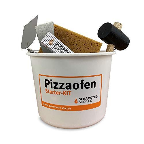 PUR Chamotte pizzaoven gereedschapsset I Houtoven Starterkit